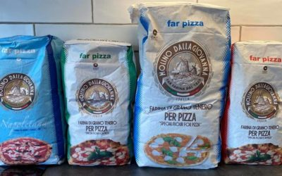 Test av pizzamel fra Molino Dallagiovanna